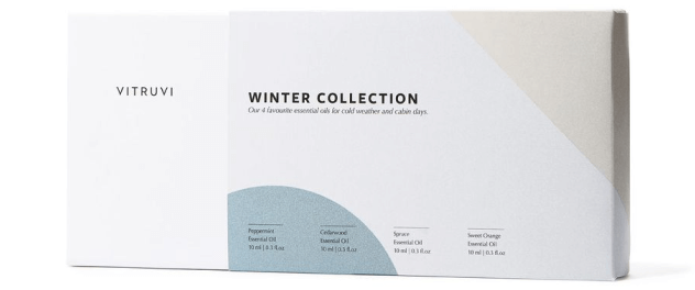 vitruvi Winter Oil Collection