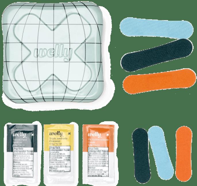 Welly Human Repair Kit