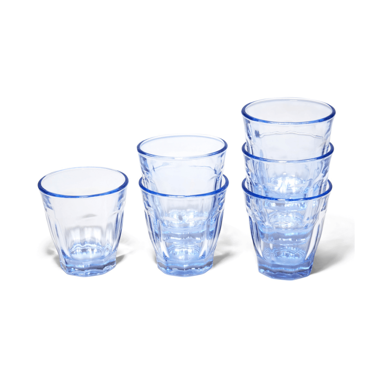 Caravan CAFÉ GLASSES, SET OF 6