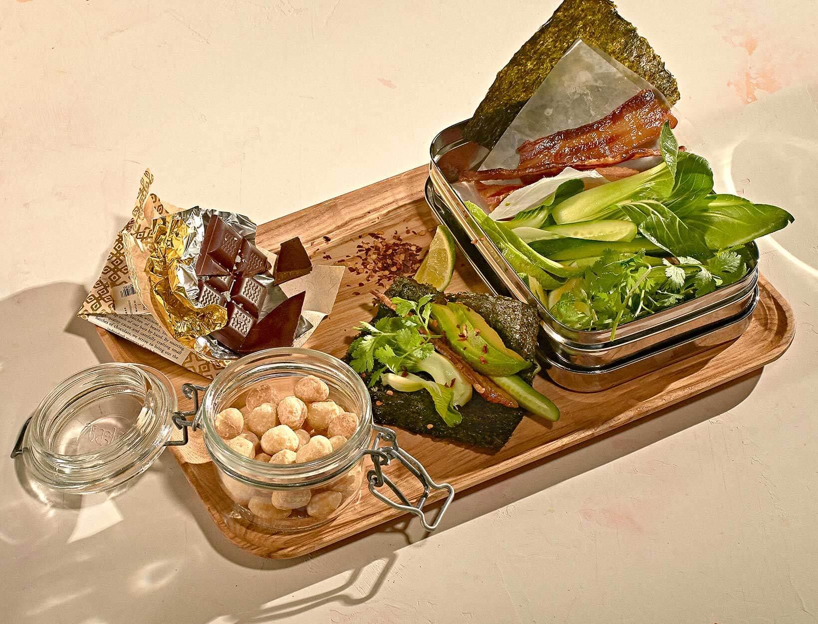 Plane Food Kit