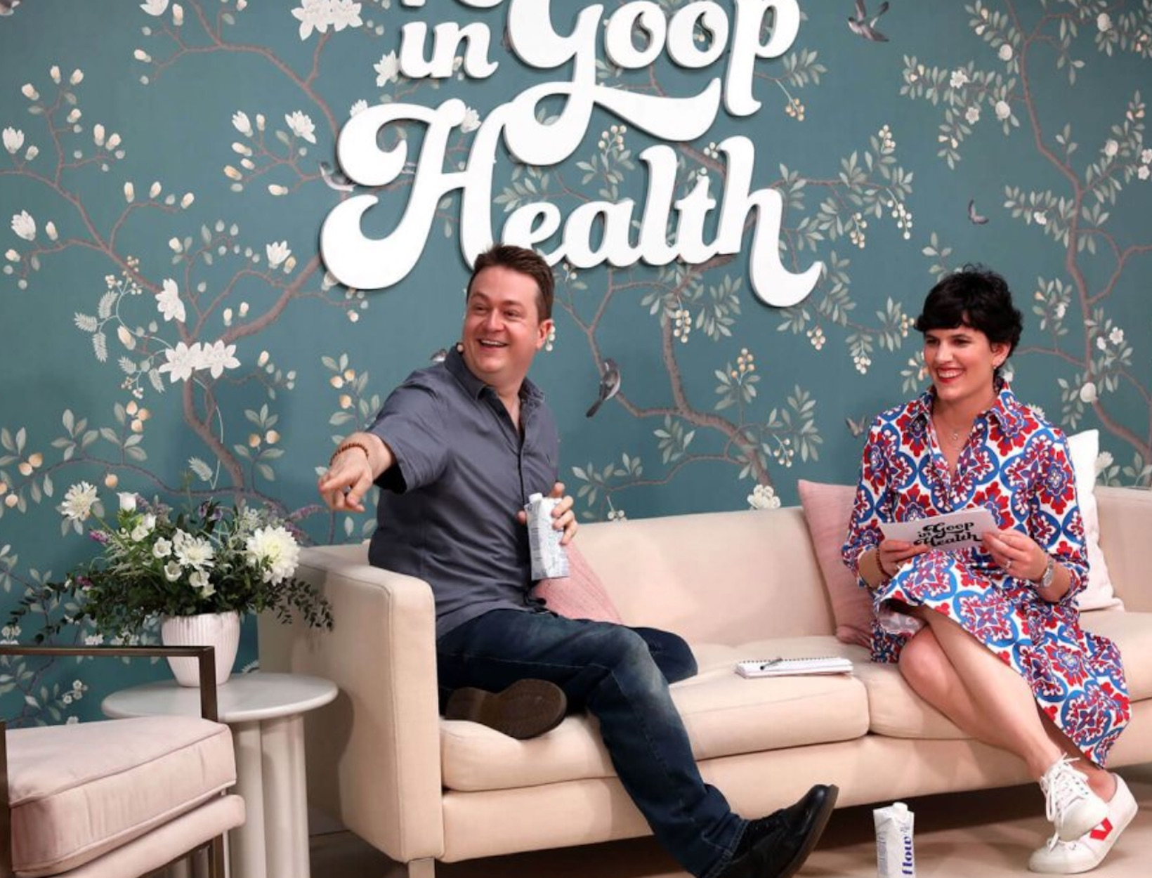 First UK In goop Health