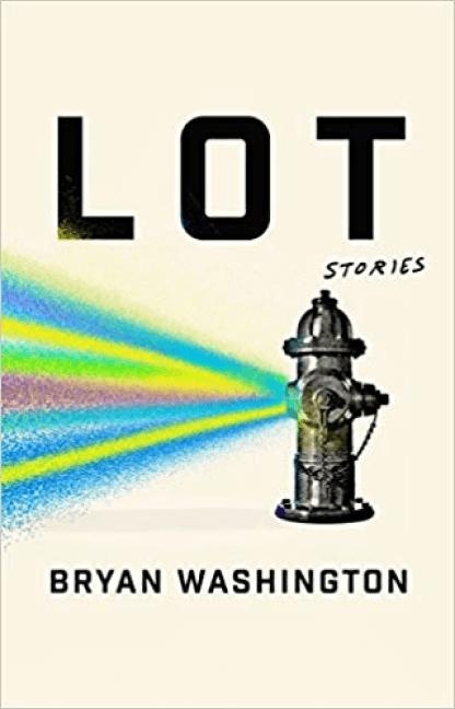 Bryan Washington lot