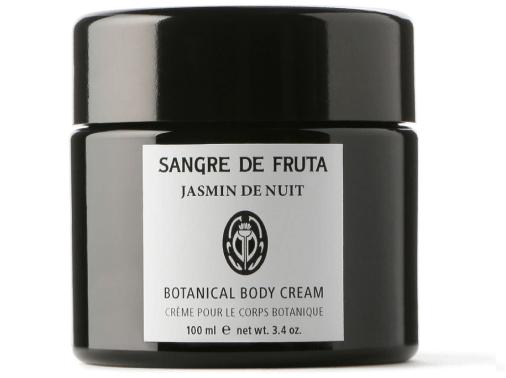 Sangre de Fruta Botanical Body Cream: Jasmine de Nuit