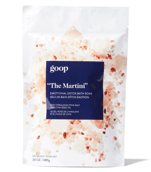 """The Martini"" Emotional Detox Bath Soak"