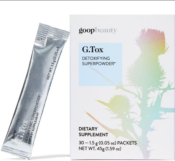 goop Beauty G.TOX superpowder