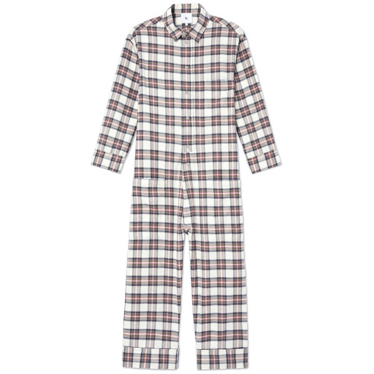 G. Label courtney flannel pajamas
