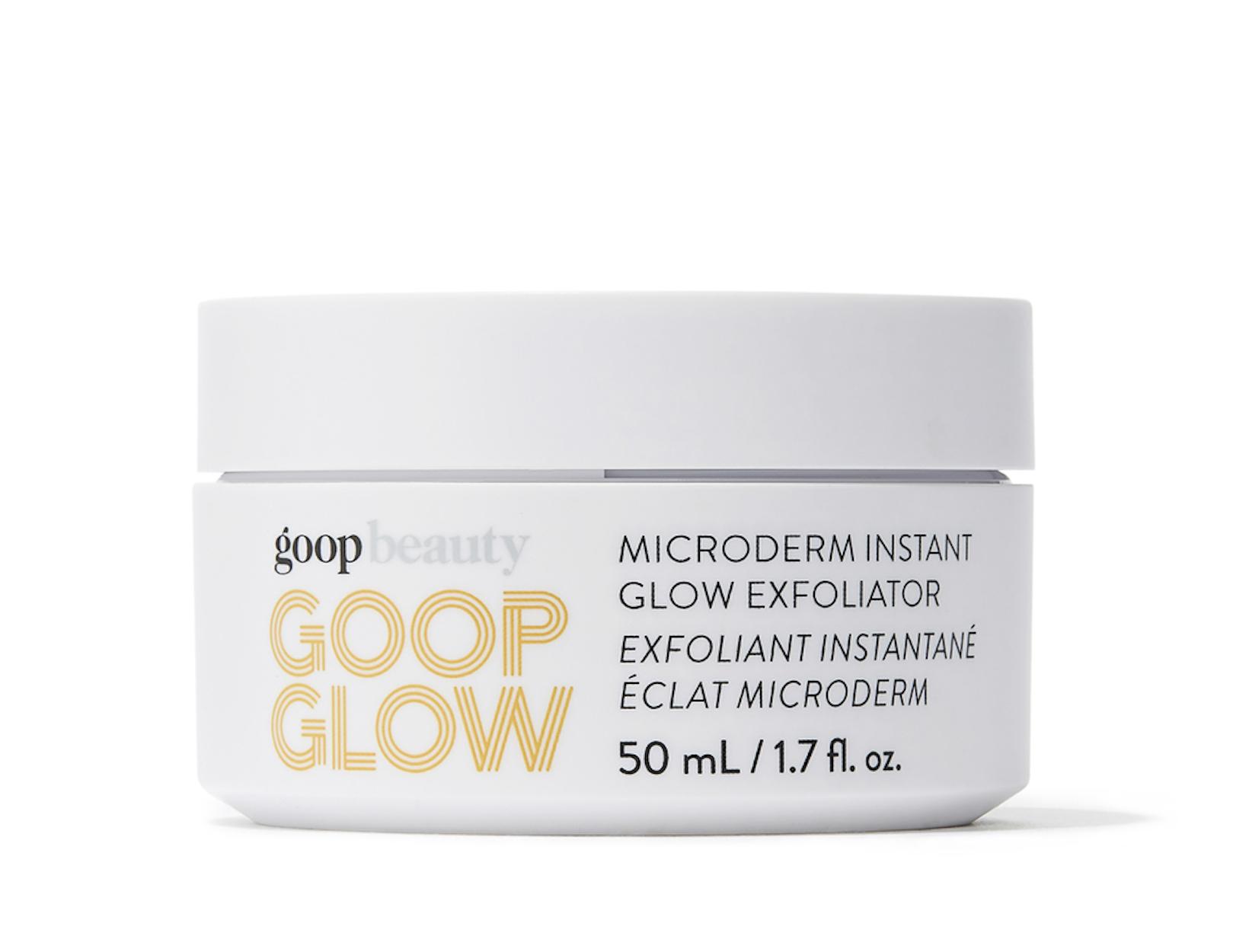 Goopglow Microderm Instant Glow Exfoliator Goop Beauty Goop Shop