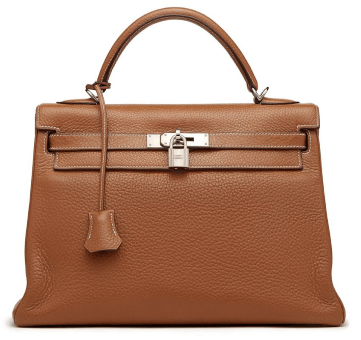 What Goes Around Comes Around Hermès bag