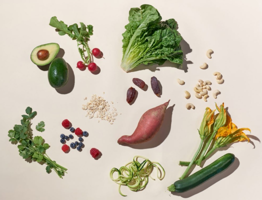 photo of various vegetables