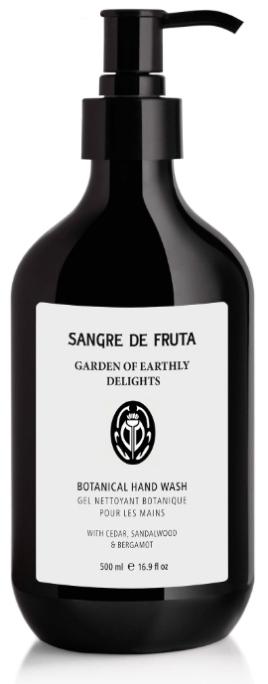 Sangre de Fruta Garden of Earthly Delights Botanical Hand Soap