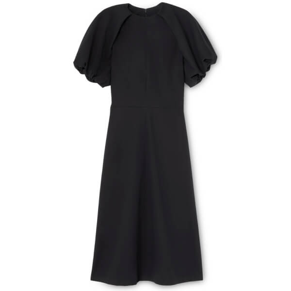 G. Label claire puff-sleeve dress