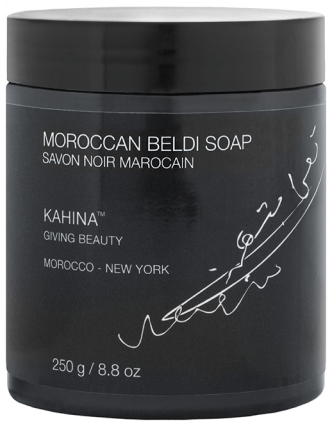 Kahina Giving Beauty Moroccan Beldi Soap with Eucalyptus