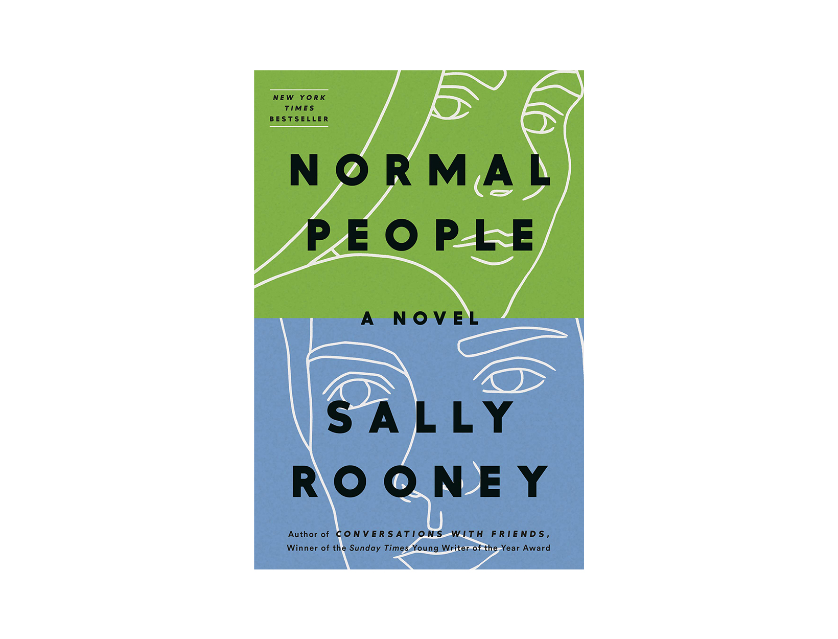 <em>Normal People</em> by Sally Rooney