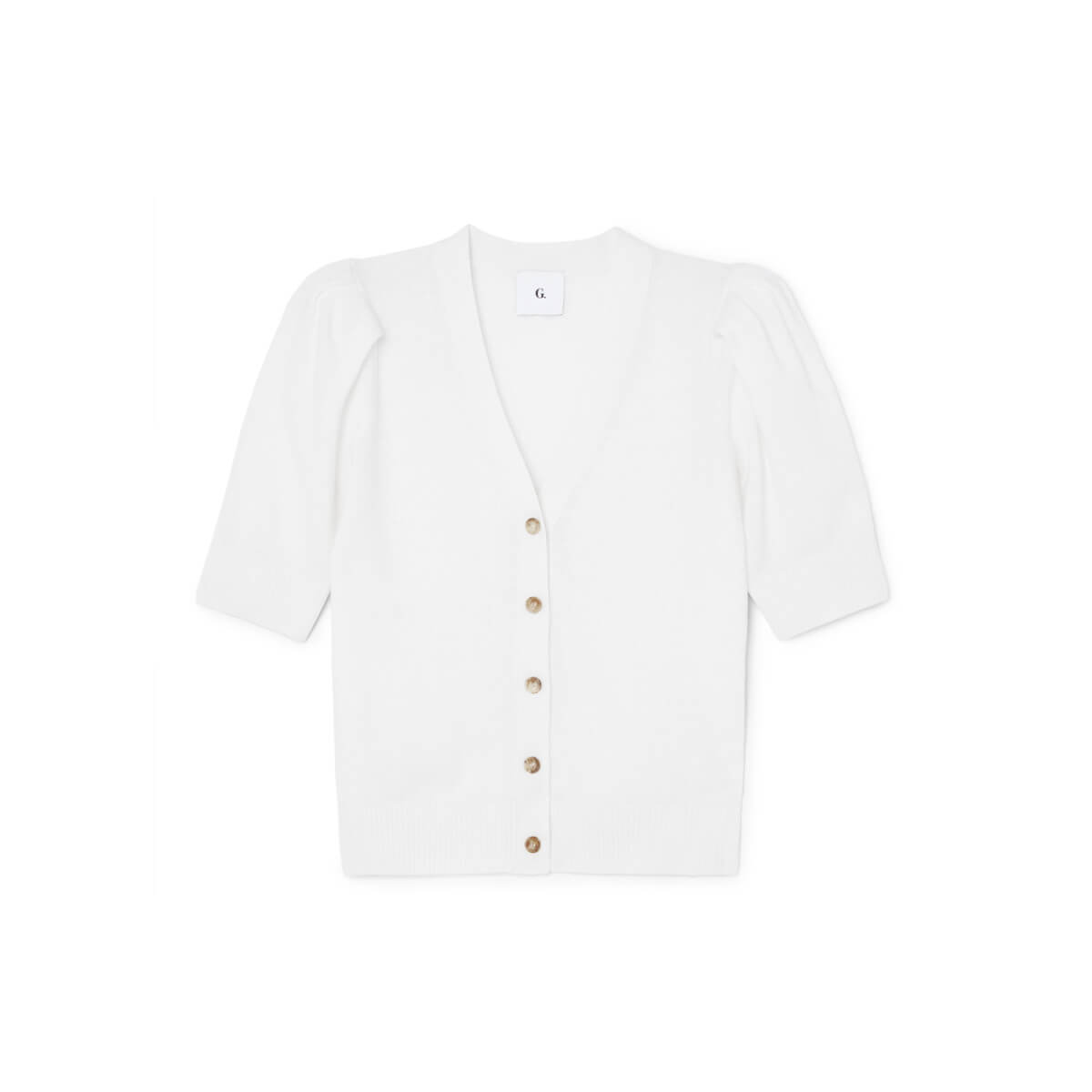 G. Label juliette short-sleeve cardigan
