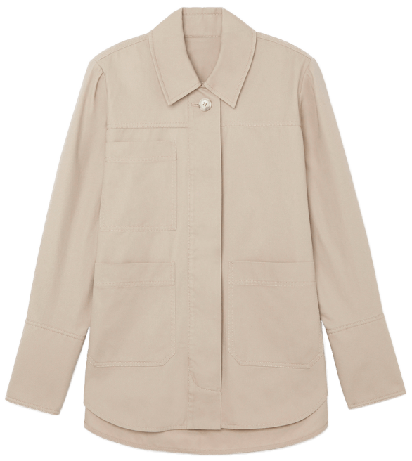 Lee Mathews jacket