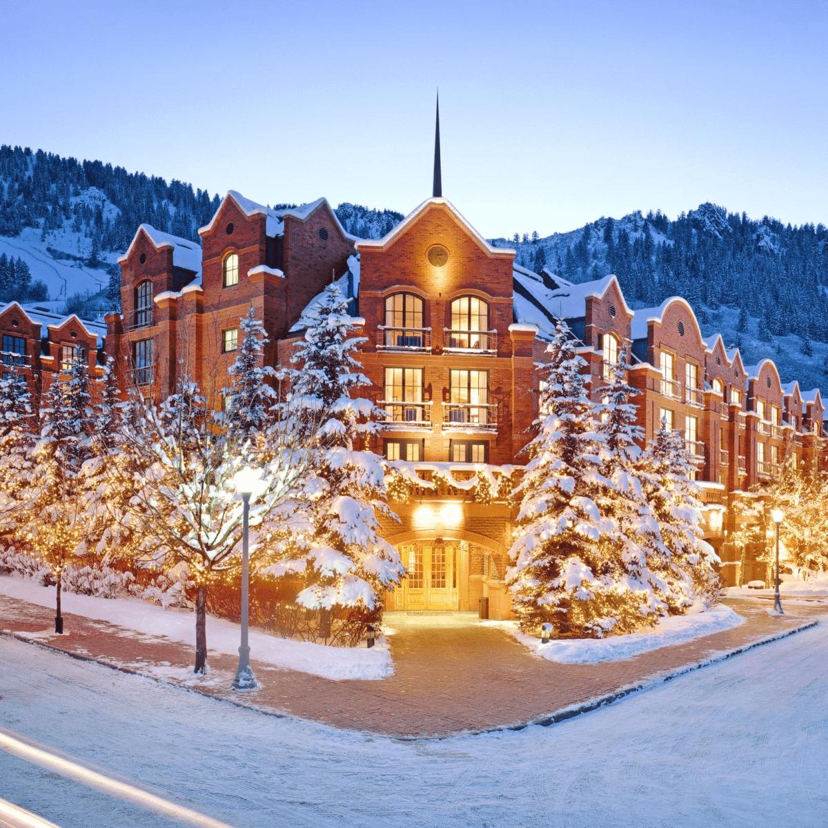 St. Regis Aspen Resort Exterior