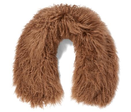 Yves Salomon scarf