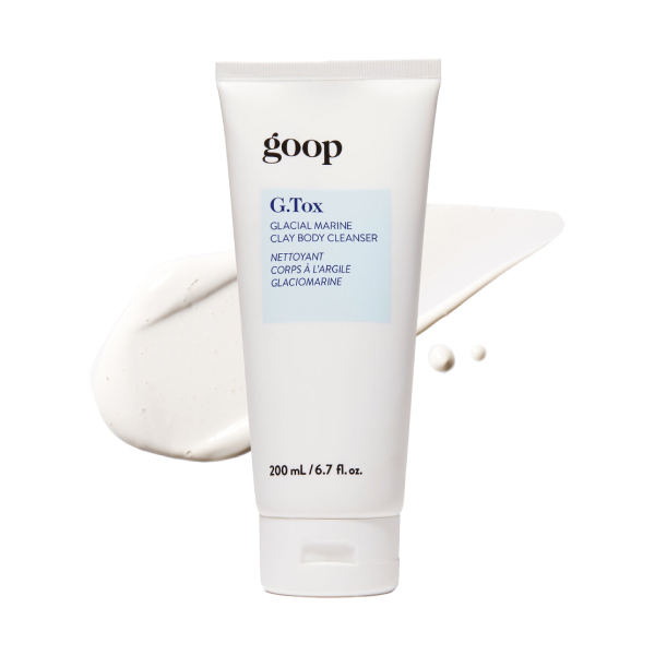 G.TOX GLACIAL MARINE CLAY BODY CLEANSER