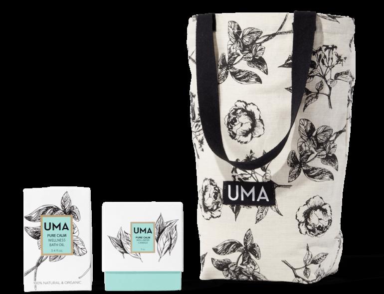 UMA Pure Calm Wellness Set