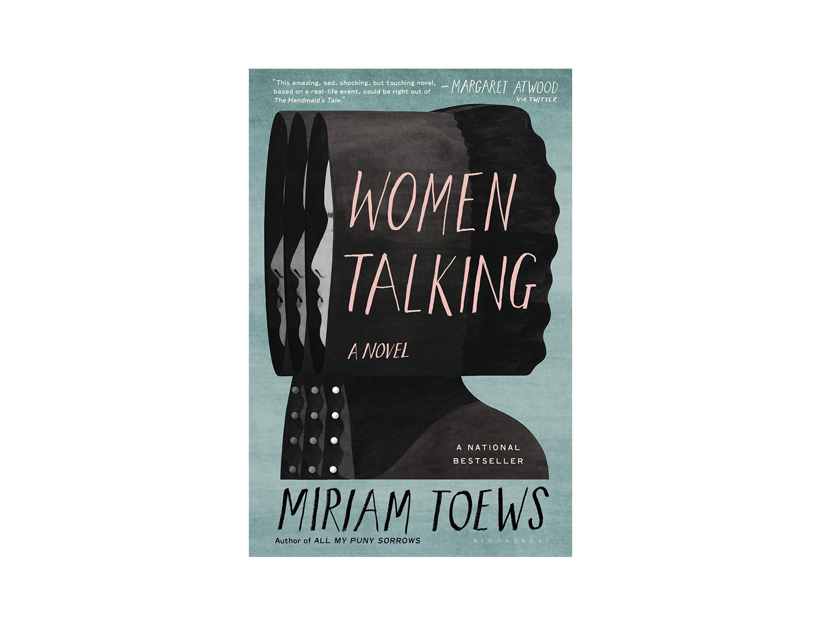 <em>Women Talking</em> by Miriam Toews
