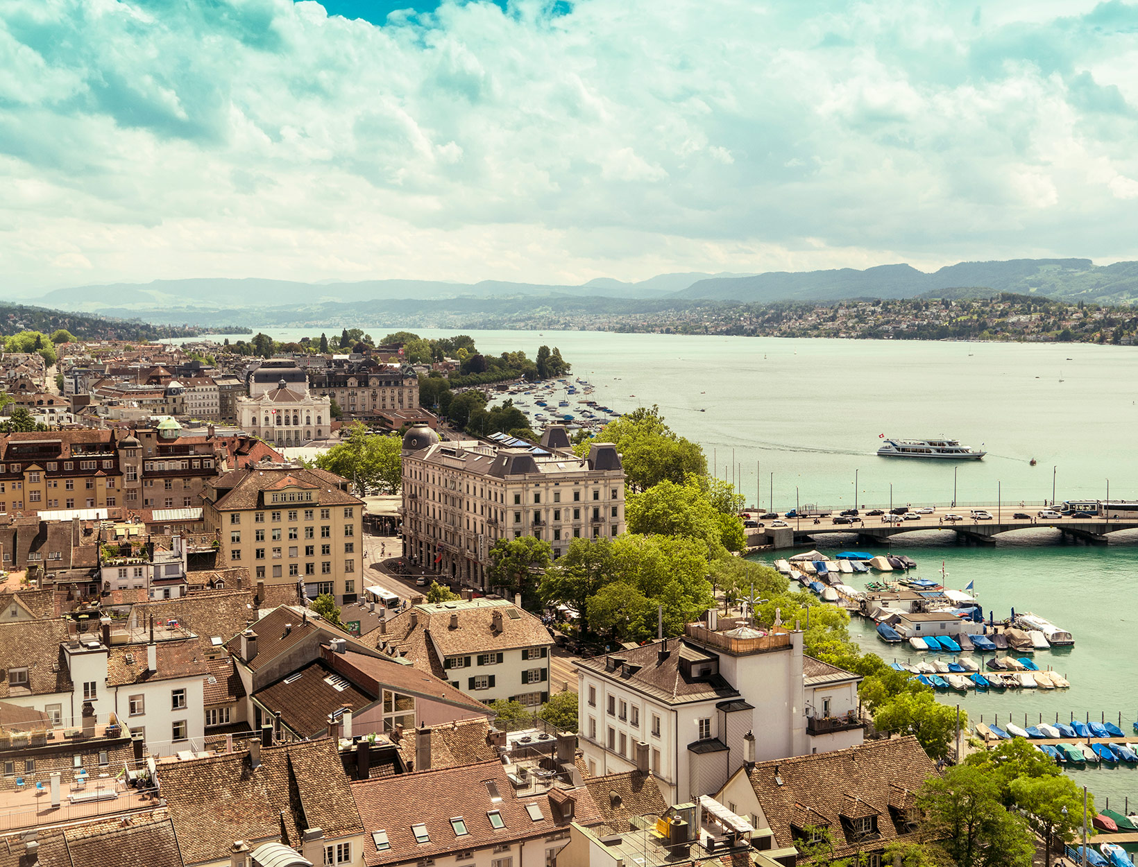 Where to Eat, Sleep, and Get  a Massage in Zurich