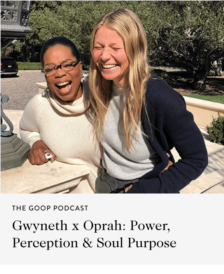 gwyneth and oprah