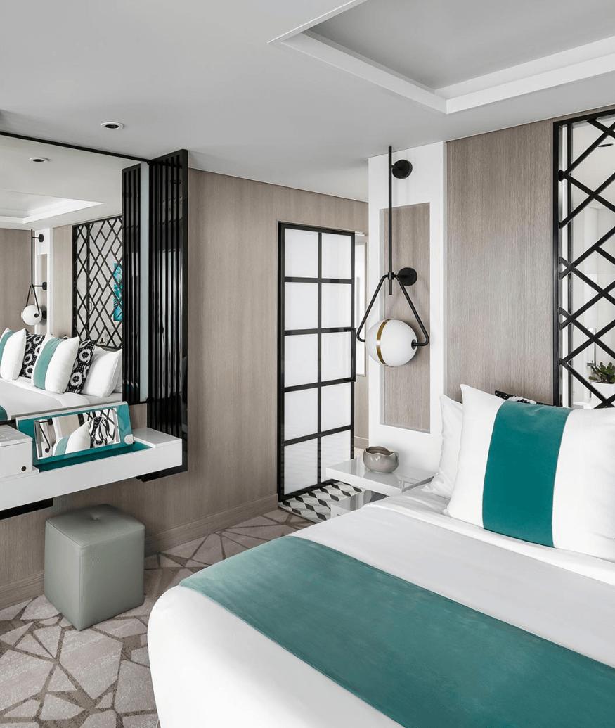 celebrity cruise hotel room