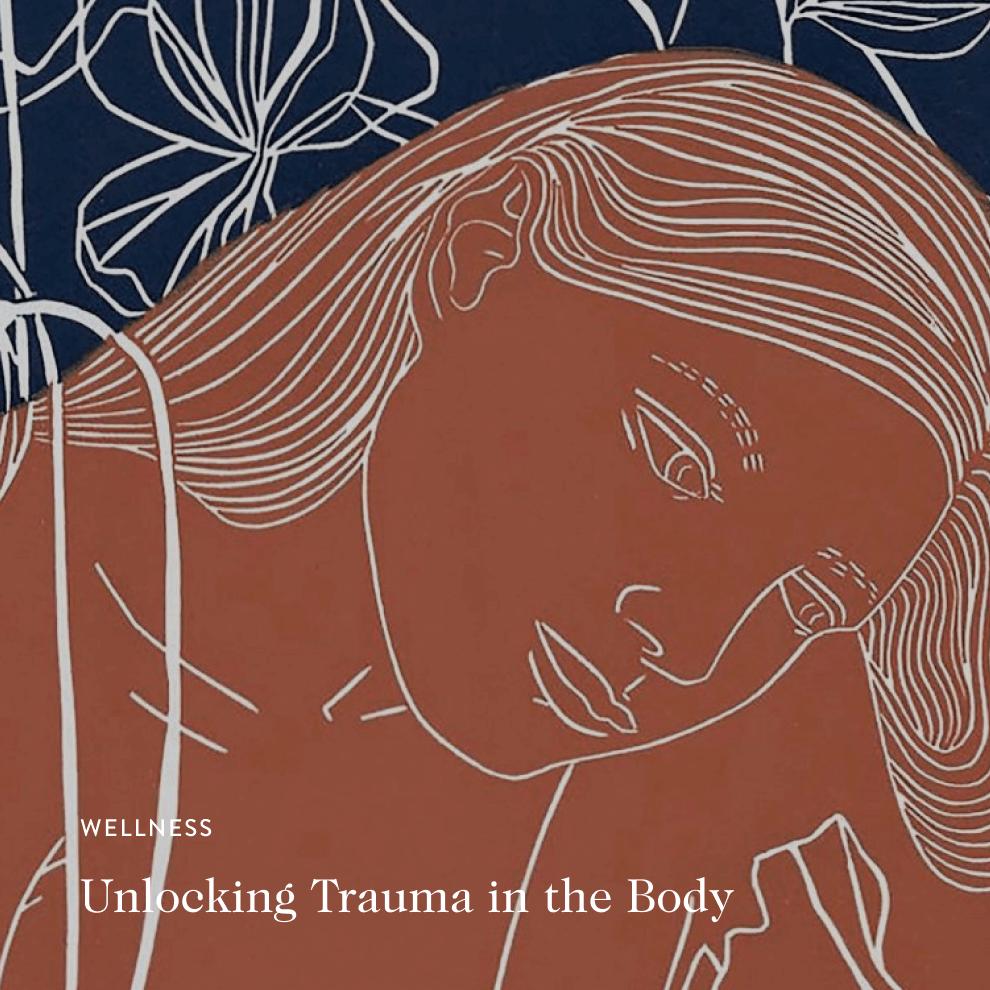 unlocking trauma