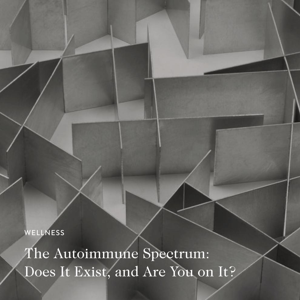 autoimmune spectrum