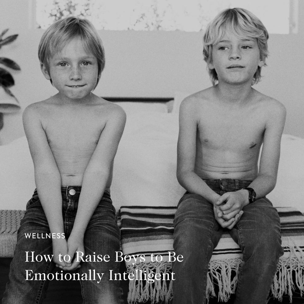 emotionally intelligent boys