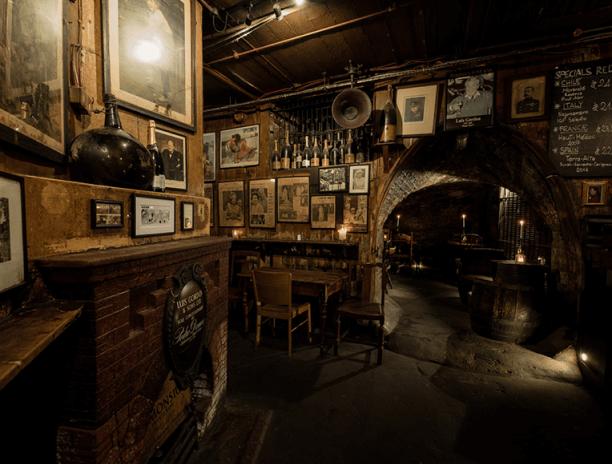 gordon's bar