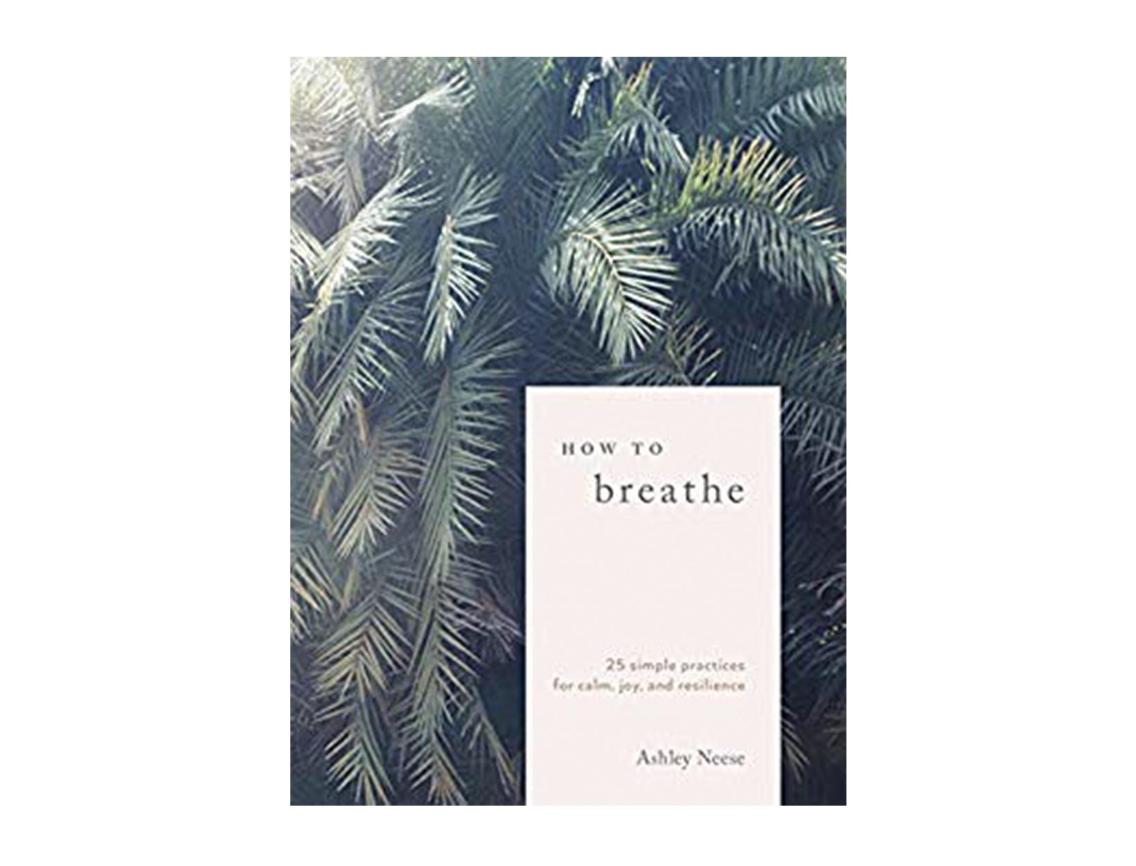 <em>How to Breathe</em> by Ashley Neese