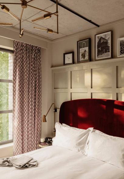 hoxton southwark hotel room