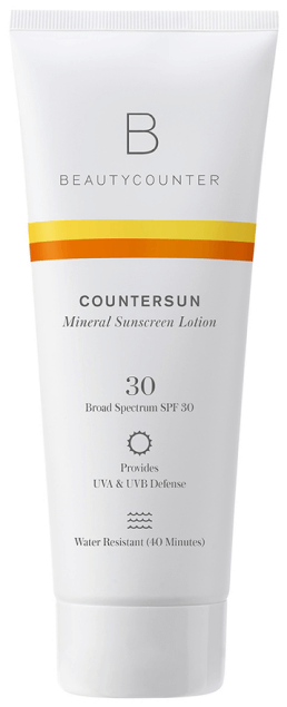 Beautycounter Countersun Mineral Sunscreen Mineral Sunscreen Lotion SPF 30