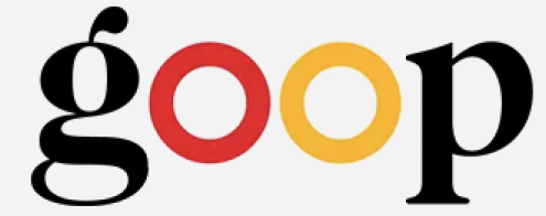 goop with google o's