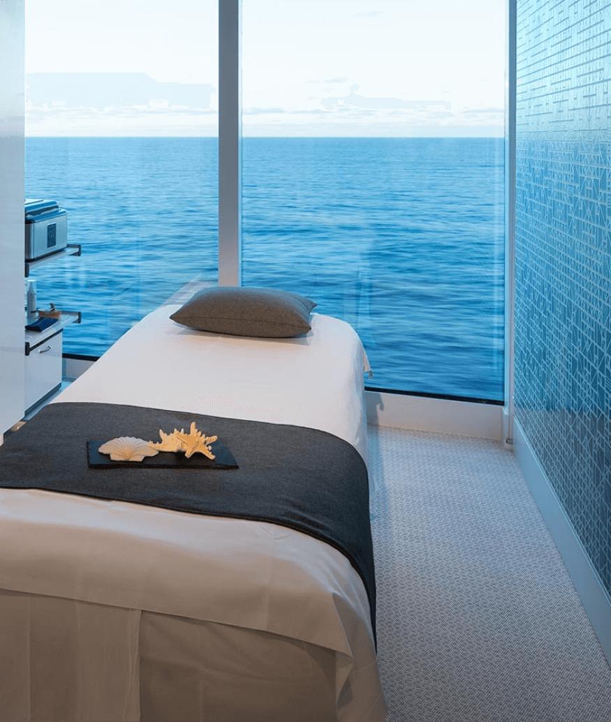 celebrity cruise massage room
