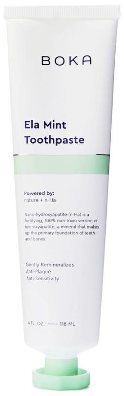 boka toothpaste