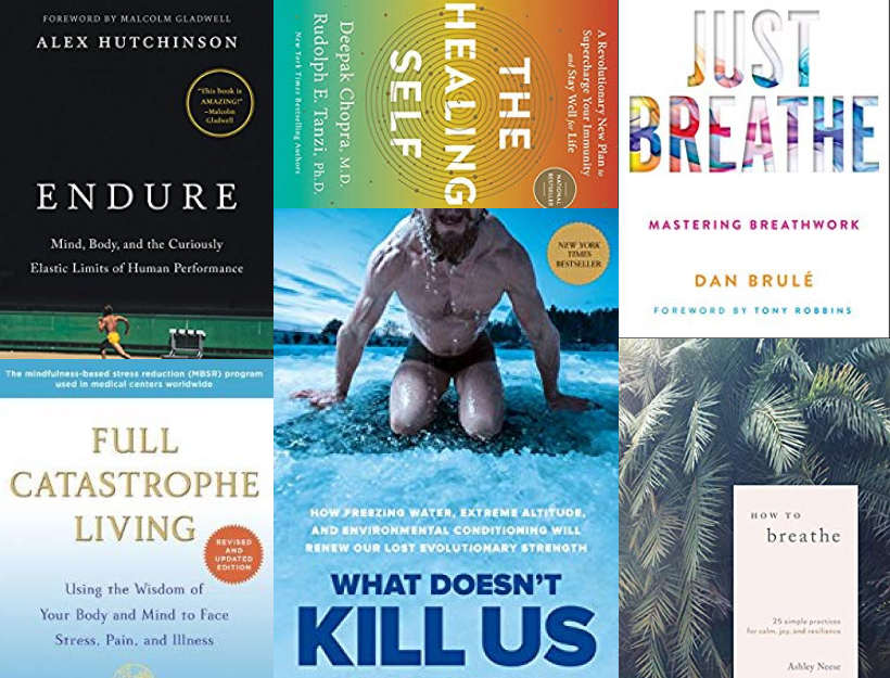 The Best Books and Apps for Breathwork—and Understanding the Mind-Body Connection