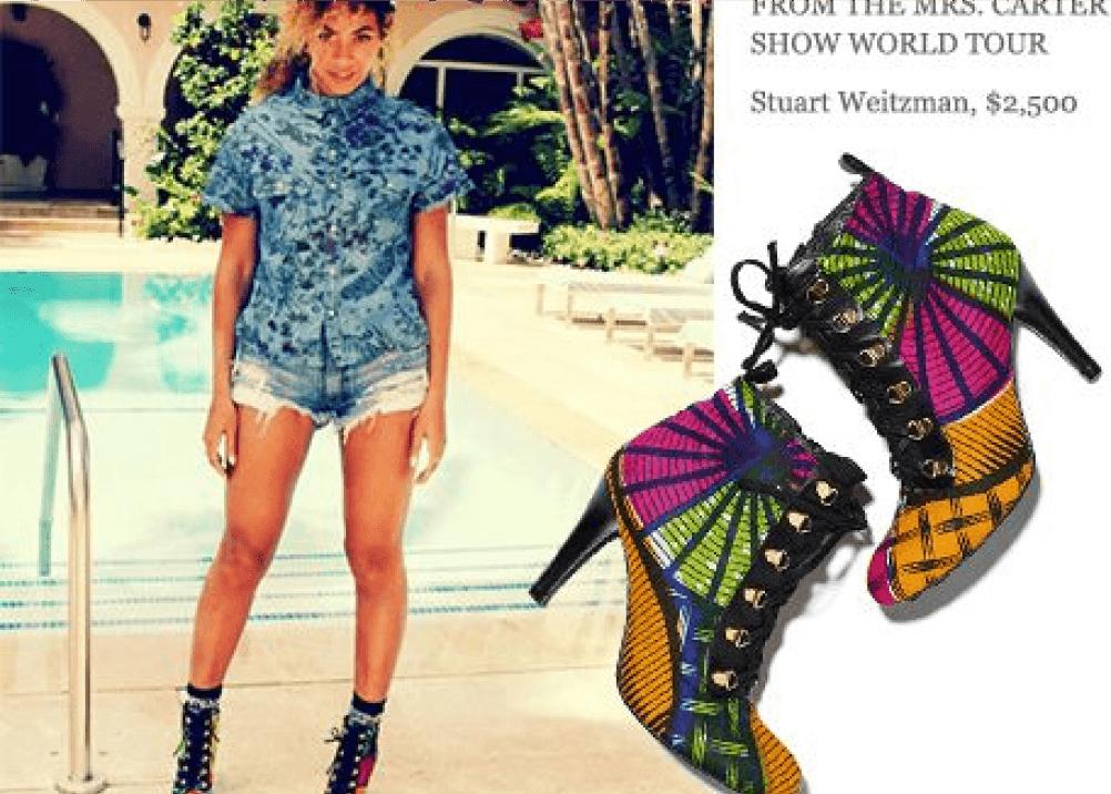 Beyoncé Schuhe