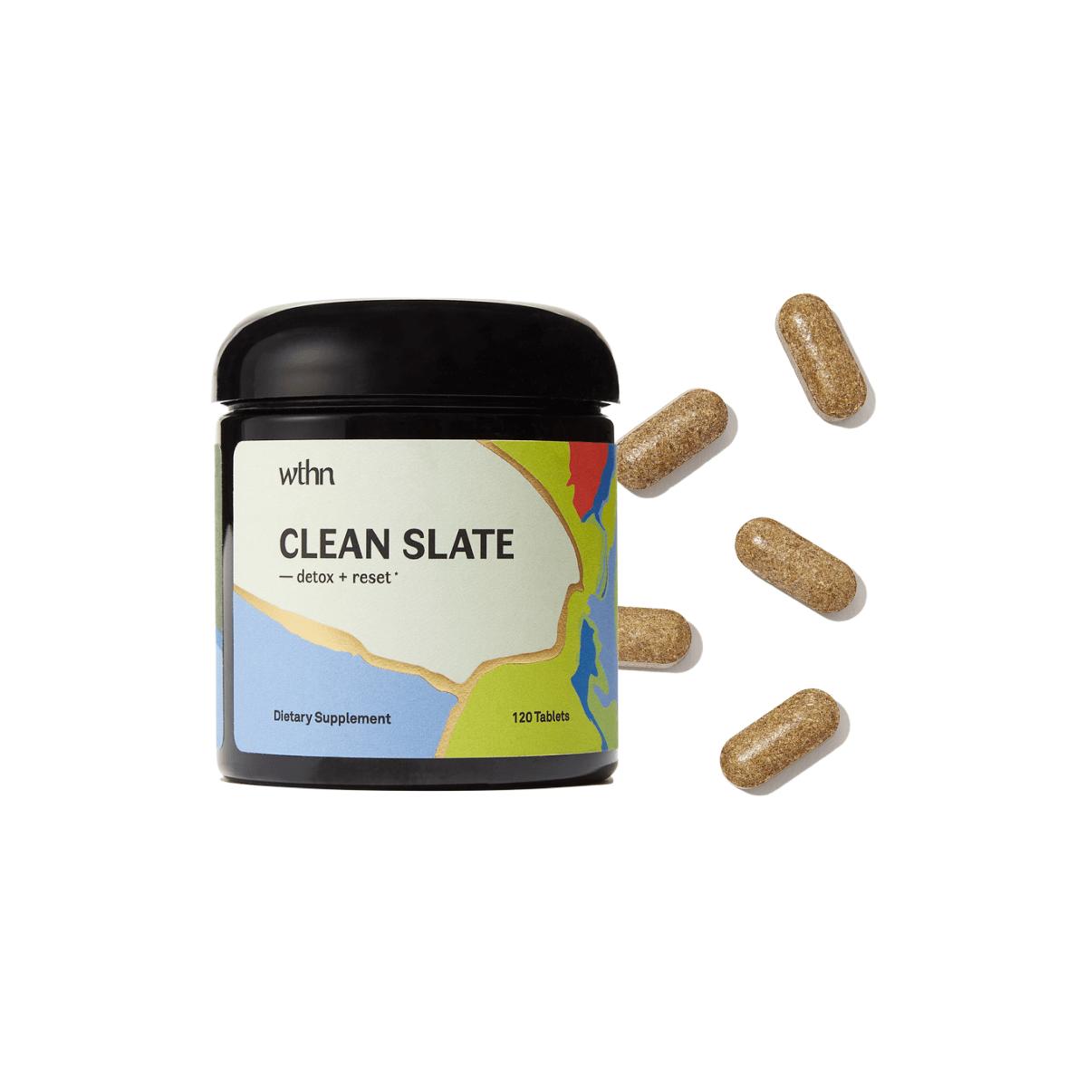 WTHN CLEAN SLAT