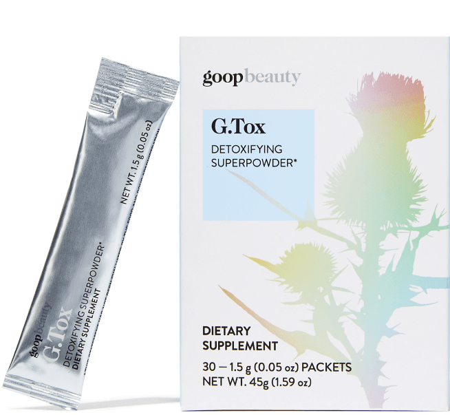 goop Beauty G.Tox Detoxifying Superpowder