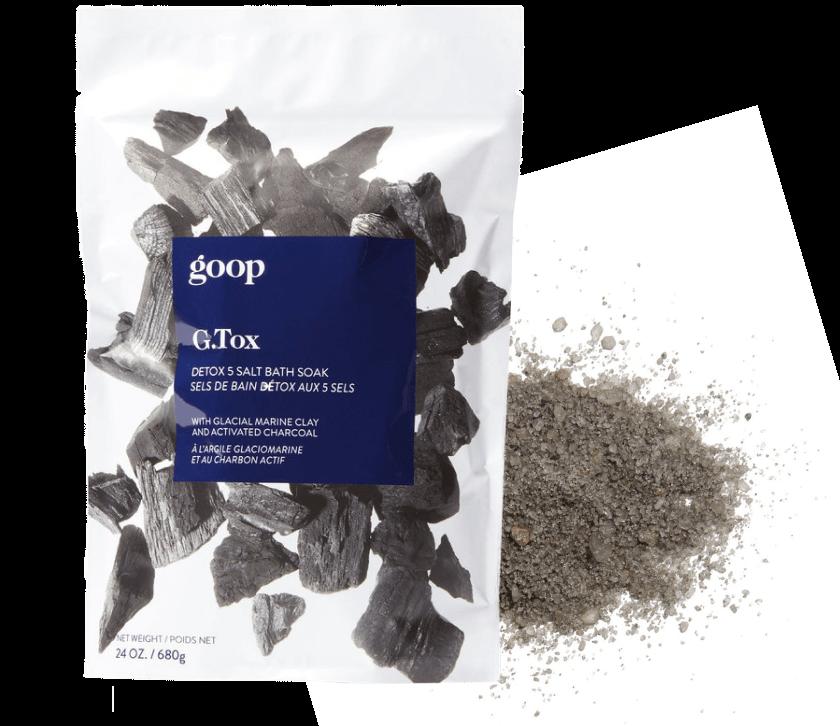 G.Tox Detox 5 Salt Bath Soak