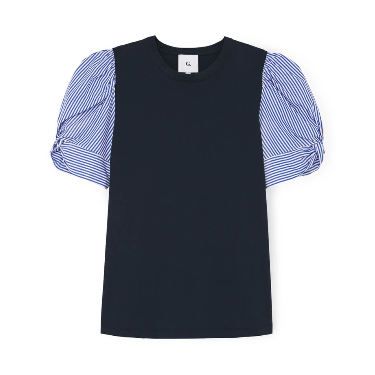 G.Label Justine Puff-Sleeve T-Shirt