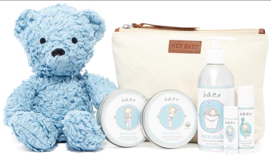 Baeo Baby Luxe Gift Set