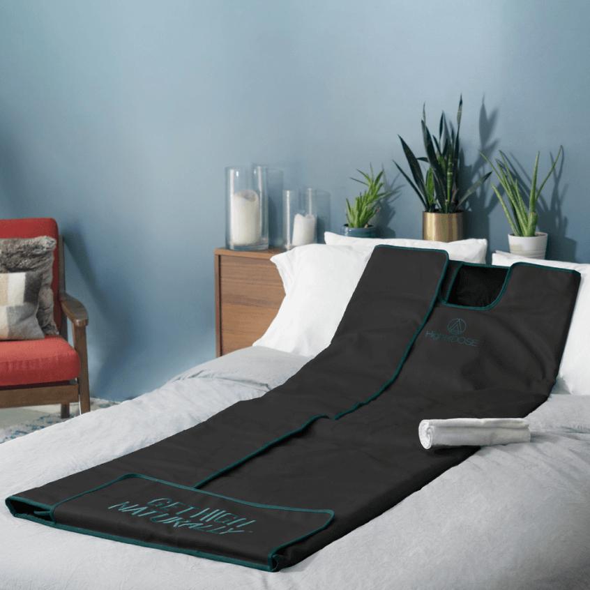 HigherDOSE Infrared Sauna Blanket V3