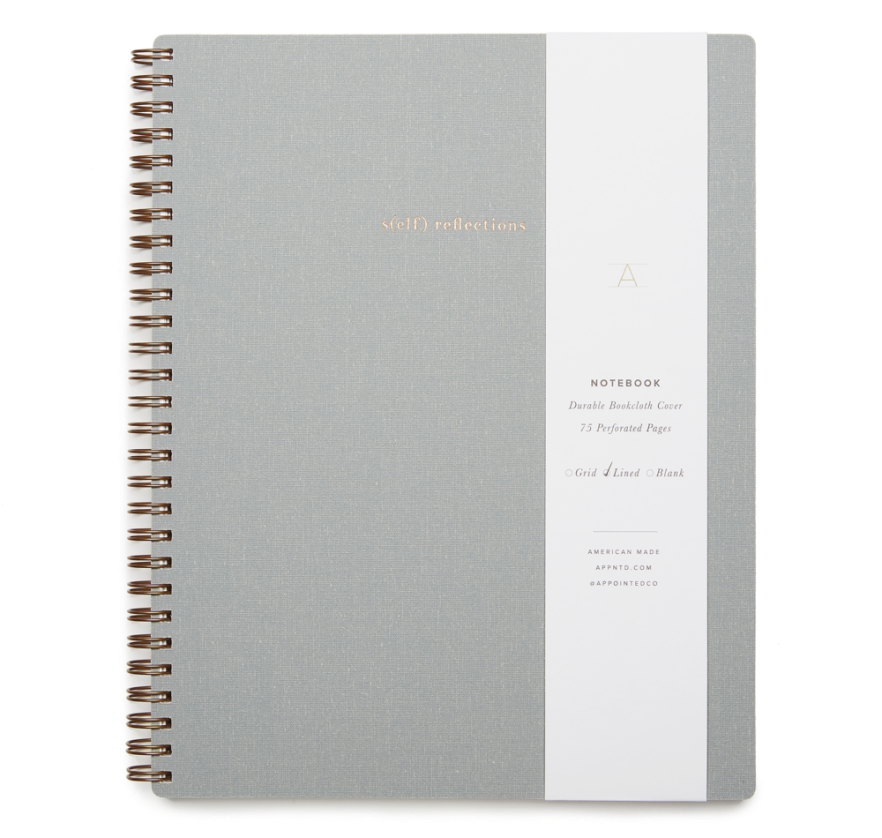 goop x Appointed Notebook