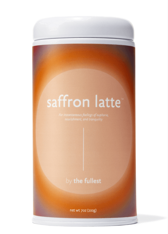 The Fullest SAFFRON LATTE 7OZ