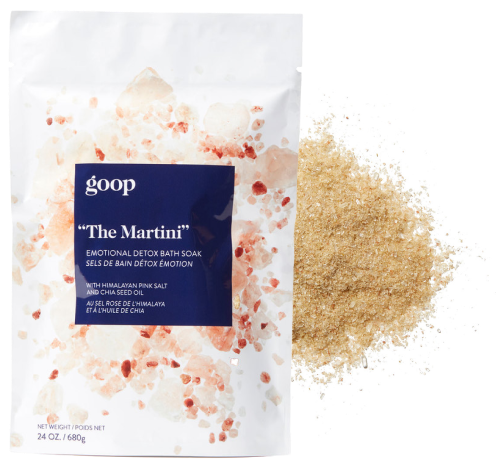 The Martini Bath Soak