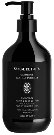 Sangre de Fruta GARDEN OF EARTHLY DELIGHTS BODY LOTION