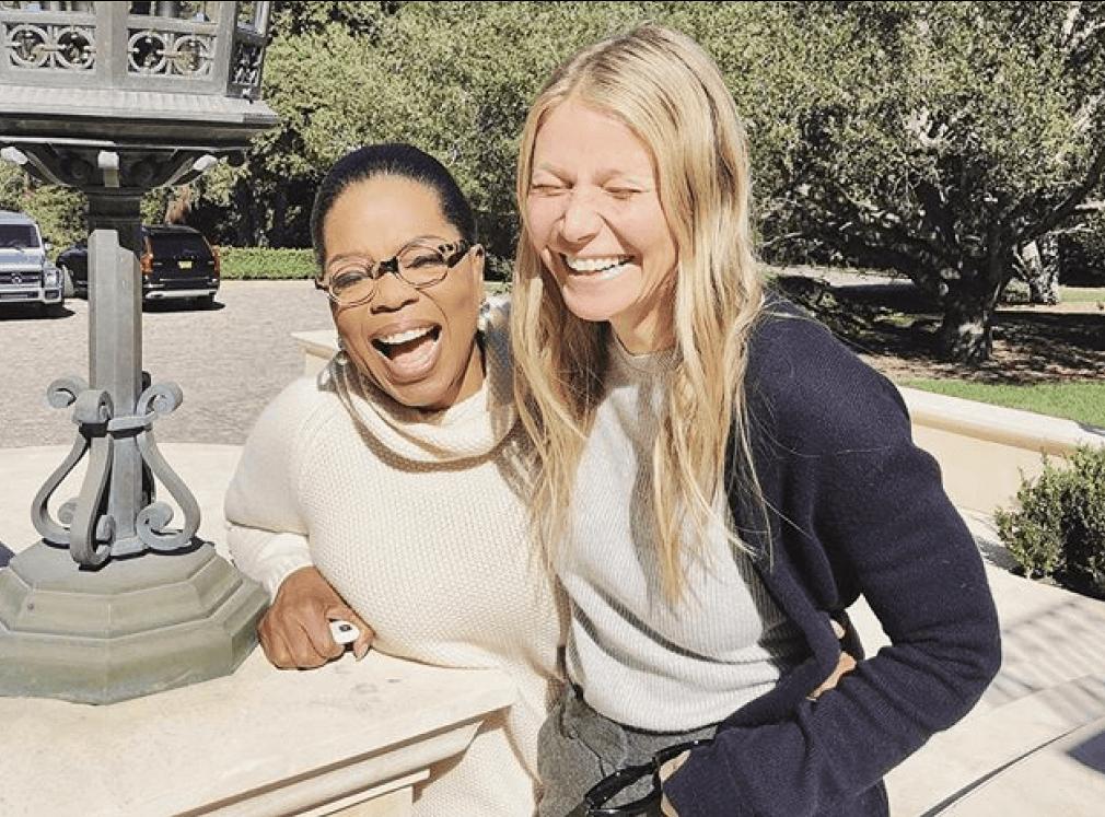 gp and oprah